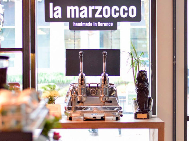 La Marzocco: máquinas de espresso e innovación sostenible