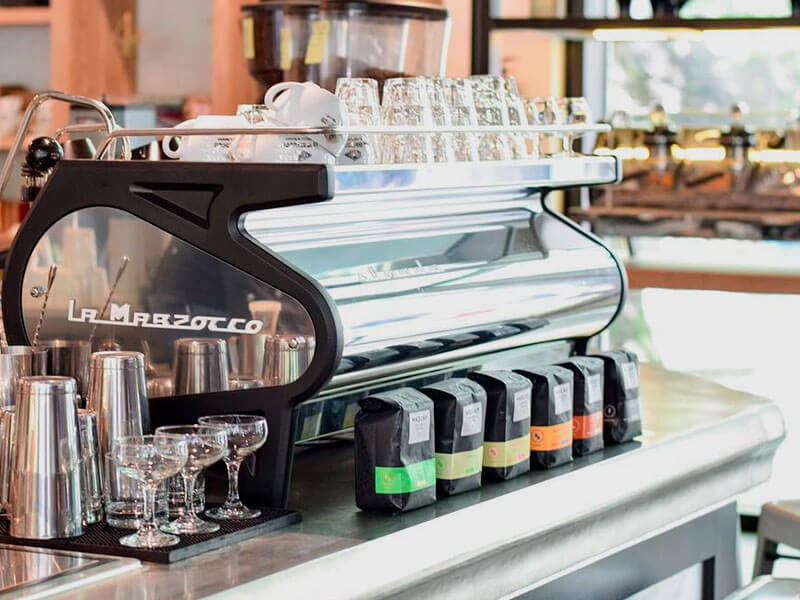 Tipos de máquina de espresso según su mecanismo conductor